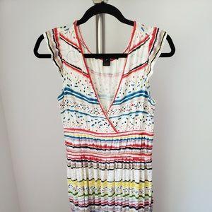 Fun summer print March Jacobs dress